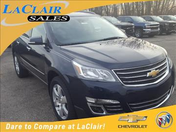 2017 Chevrolet Traverse for sale in Chesaning, MI