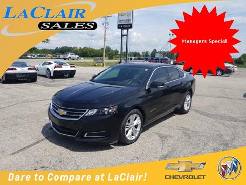 2015 Chevrolet Impala for sale in Chesaning, MI