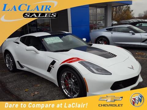 2017 Chevrolet Corvette for sale in Chesaning, MI
