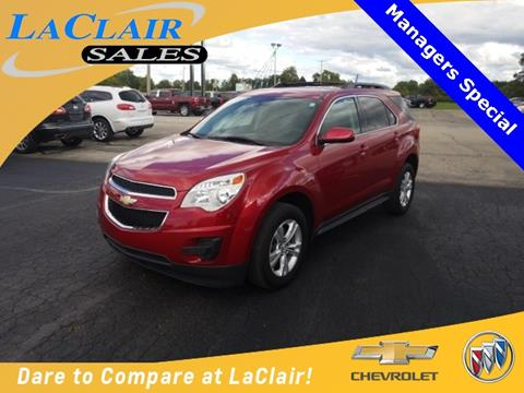 2014 Chevrolet Equinox for sale in Chesaning MI