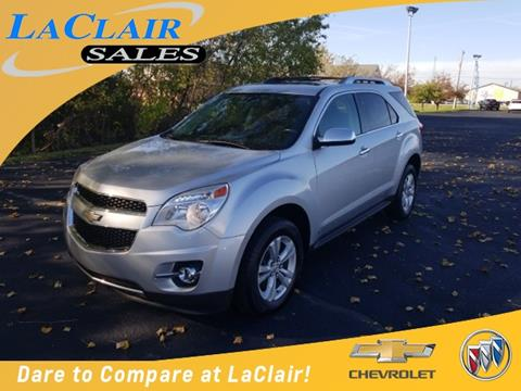 2010 Chevrolet Equinox for sale in Chesaning MI