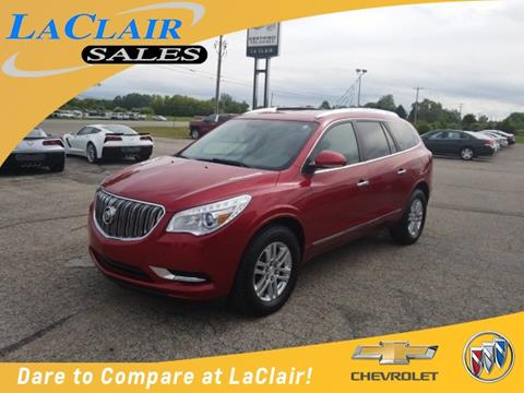 2014 Buick Enclave for sale in Chesaning, MI