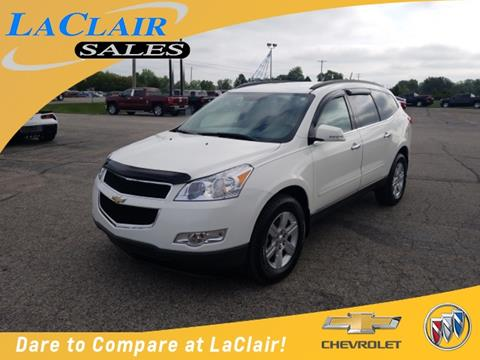 2012 Chevrolet Traverse for sale in Chesaning, MI