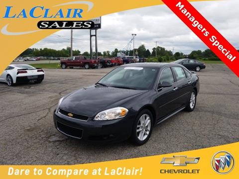 2016 Chevrolet Impala Limited for sale in Chesaning MI