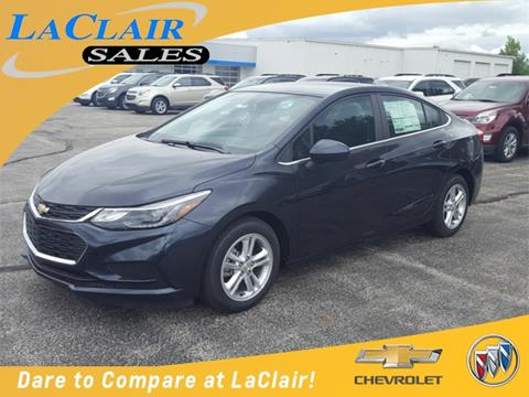 2016 Chevrolet Cruze for sale in Chesaning MI