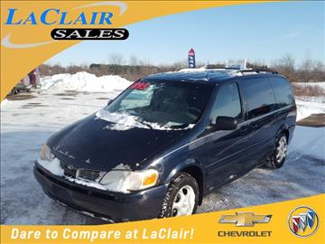 2001 Oldsmobile Silhouette for sale in Chesaning, MI