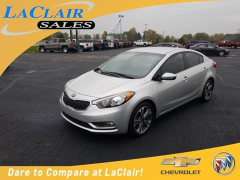 2014 Kia Forte for sale in Chesaning MI