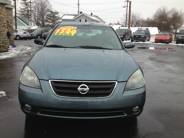 2002 nissan altima for Liberty used motors clayton clayton nc