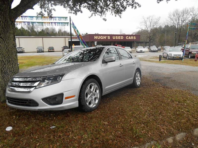 contact - 2010 Ford Fusion Se Silver