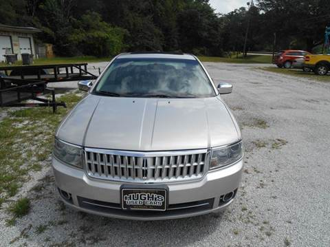 2008 Lincoln MKZ for sale in Marion, AL
