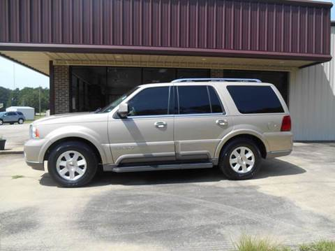 2004 Lincoln Navigator for sale in Marion, AL