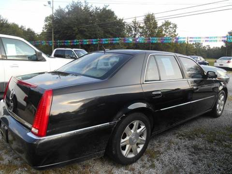 2006 Cadillac DTS for sale in Marion, AL
