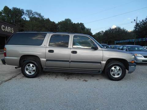 2002 Chevrolet Suburban for sale in Marion, AL