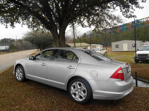 2010 Ford Fusion for sale in Marion, AL
