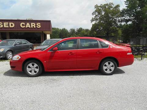 2009 Chevrolet Impala for sale in Marion, AL