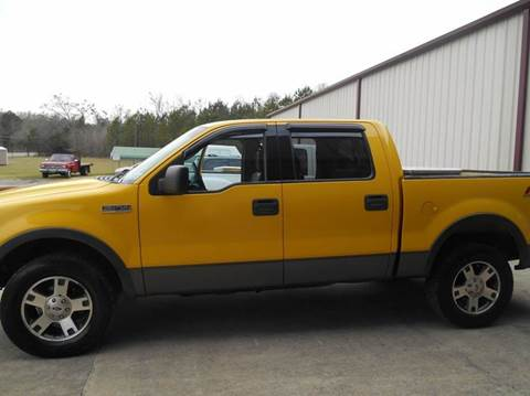 2004 Ford F-150 for sale in Marion, AL