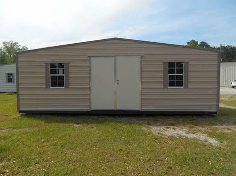 12 x 24 storage building for sale in Marion, AL