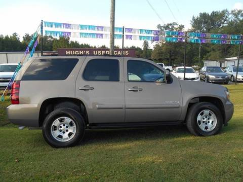 2007 Chevrolet Tahoe for sale in Marion, AL