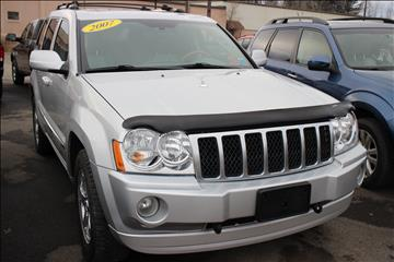 2007 Jeep Grand Cherokee for sale in Springville, NY