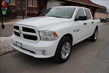 2013 RAM Ram Pickup 1500 for sale in Springville, NY