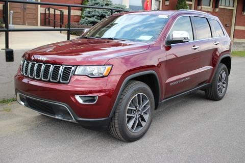 2018 Jeep Grand Cherokee for sale in Springville, NY