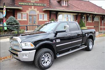 2014 RAM Ram Pickup 3500 for sale in Springville, NY