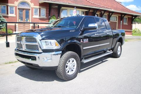 2013 RAM Ram Pickup 3500 for sale in Springville, NY