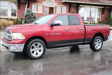 2011 RAM Ram Pickup 1500 for sale in Springville, NY