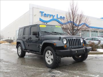 2007 Jeep Wrangler Unlimited for sale in Avon, IN