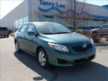 2009 Toyota Corolla for sale in Avon, IN