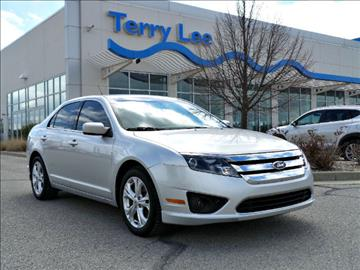 2012 Ford Fusion for sale in Avon, IN