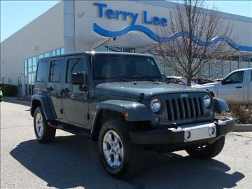 2014 Jeep Wrangler Unlimited for sale in Avon, IN