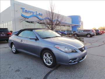 2007 Toyota Camry Solara for sale in Avon, IN