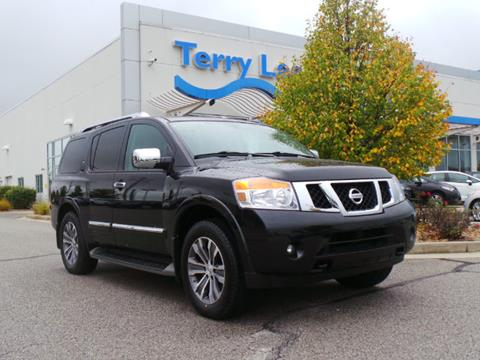 2015 Nissan Armada for sale in Avon, IN
