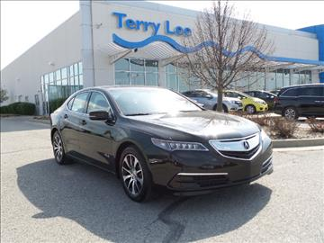 2015 Acura TLX for sale in Avon, IN