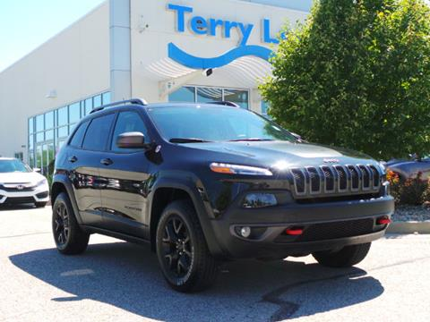 2015 Jeep Cherokee for sale in Avon, IN