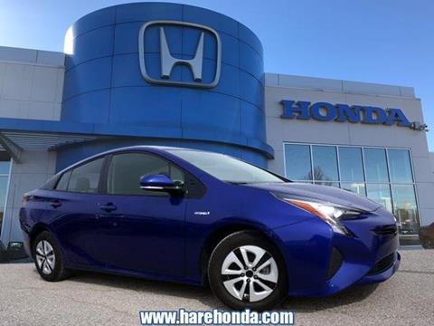 2016 Toyota Prius for sale in Avon, IN