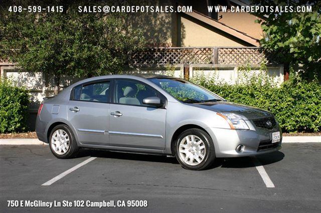 2011 Nissan Sentra for sale in Campbell CA