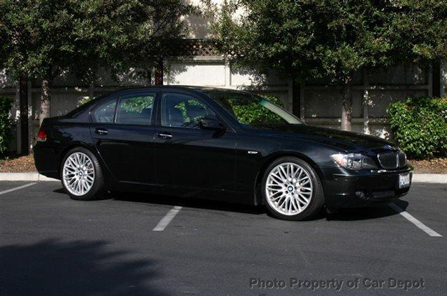 2008 BMW 7 Series for sale in Campbell CA