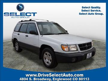 Yuba City Used Cars For Sale 2000 subaru forester for sale seattle wa carsforsale
