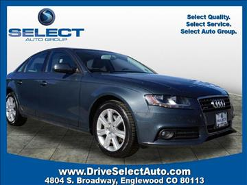 2011 Audi A4 for sale in Englewood, CO