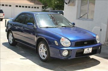 2002 Subaru Impreza for sale in Englewood, CO