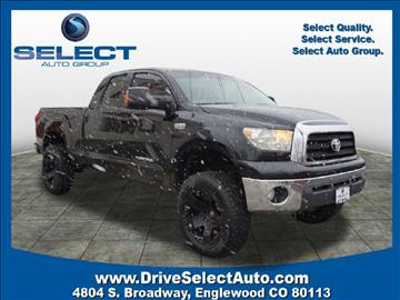 2007 Toyota Tundra for sale in Englewood, CO