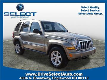 2006 Jeep Liberty for sale in Englewood, CO