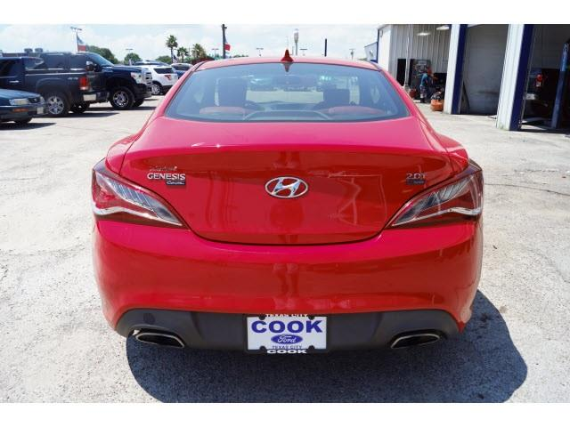 2013 Hyundai Genesis Coupe 2.0T 2dr Coupe - Texas City TX