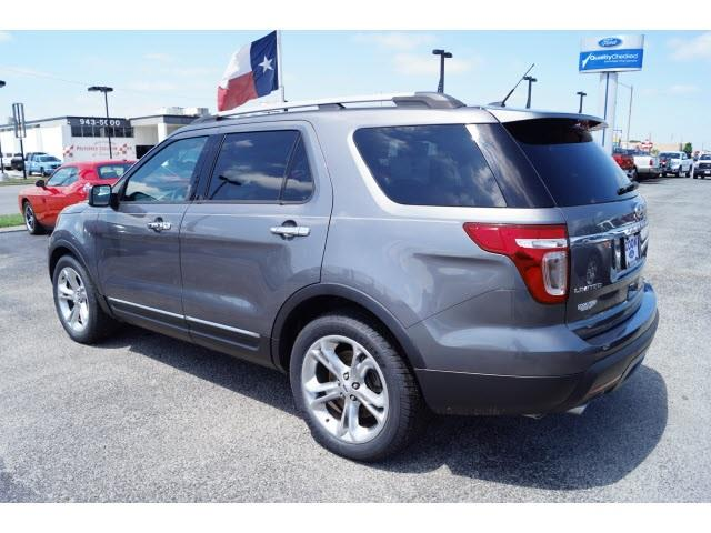 2014 Ford Explorer Limited 4dr SUV - Texas City TX