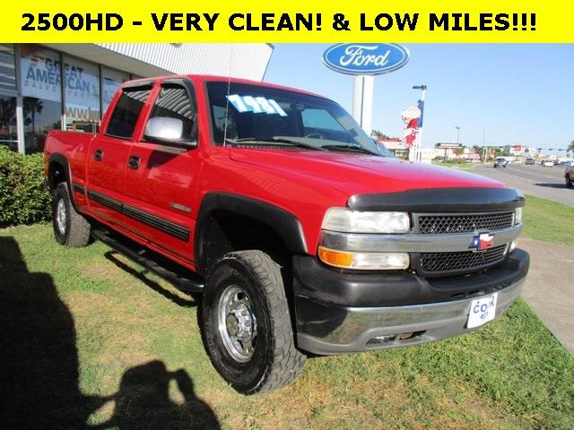 2001 chevrolet silverado 2500hd for sale in texas city tx. Black Bedroom Furniture Sets. Home Design Ideas
