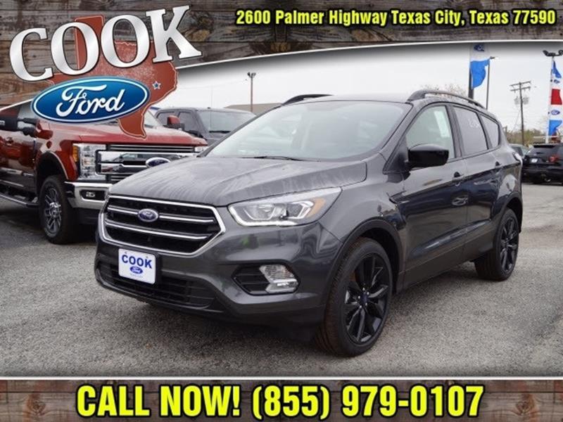 Ford Escape For Sale In Texas Carsforsale Com