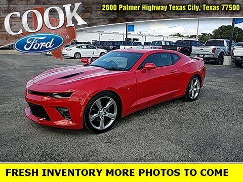 2016 Chevrolet Camaro for sale in Texas City, TX