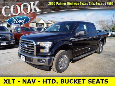 2017 Ford F-150 for sale in Texas City, TX